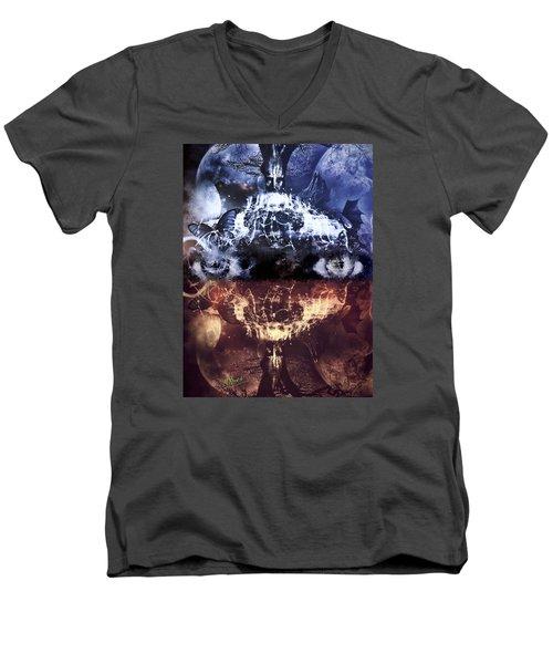Artist's Vision Men's V-Neck T-Shirt