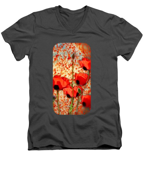 Flanders Fields Men's V-Neck T-Shirt