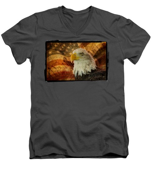 American Icons Men's V-Neck T-Shirt