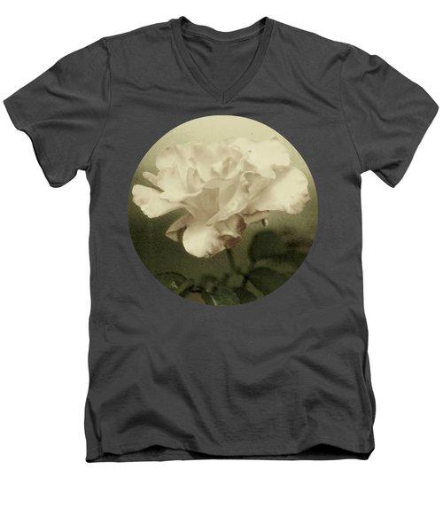 Faded Rose Men's V-Neck T-Shirt
