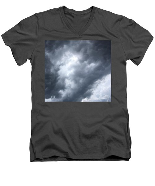 As Above Men's V-Neck T-Shirt