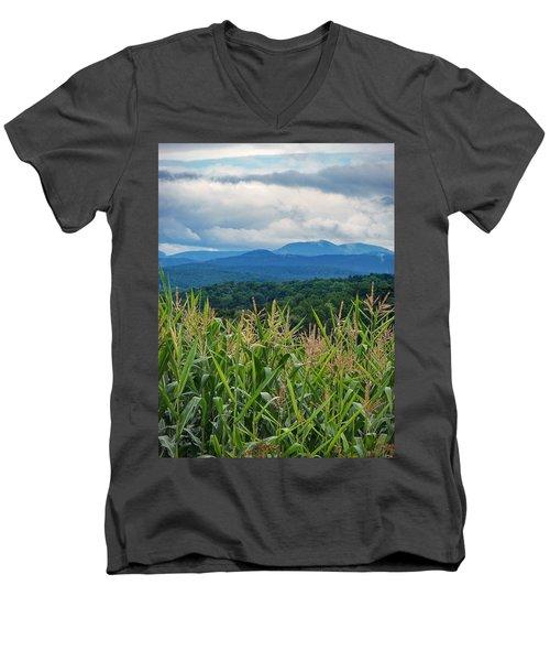As High As An Elephants Eye Men's V-Neck T-Shirt