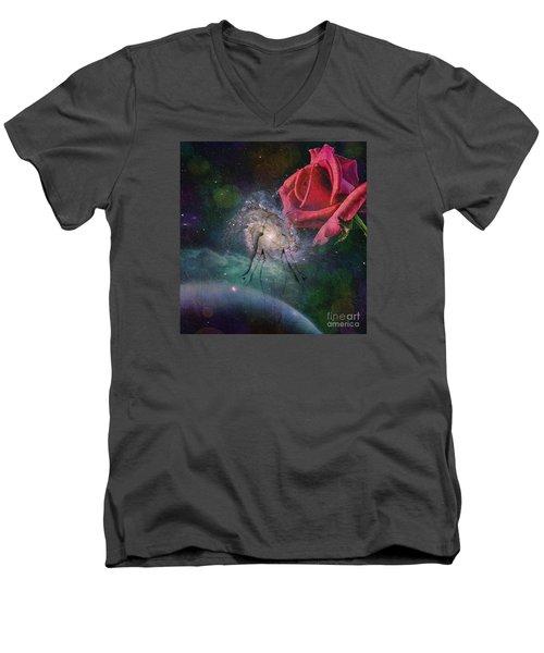 Ascend 2015 Men's V-Neck T-Shirt