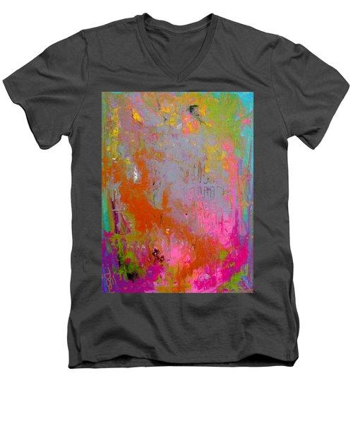 Ascend Men's V-Neck T-Shirt