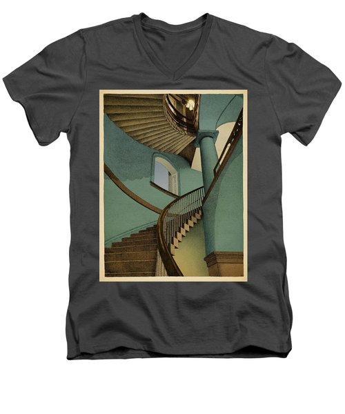 Ascending Men's V-Neck T-Shirt
