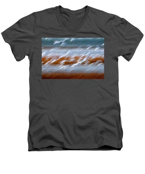 Ascension Men's V-Neck T-Shirt