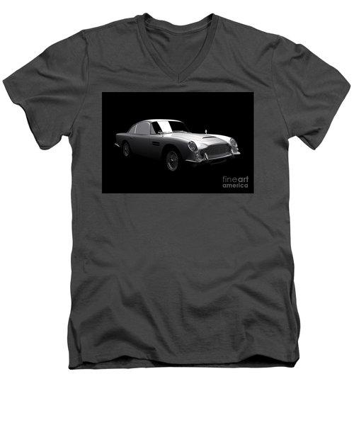 Aston Martin Db5 Men's V-Neck T-Shirt