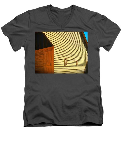 At The Corner Men's V-Neck T-Shirt