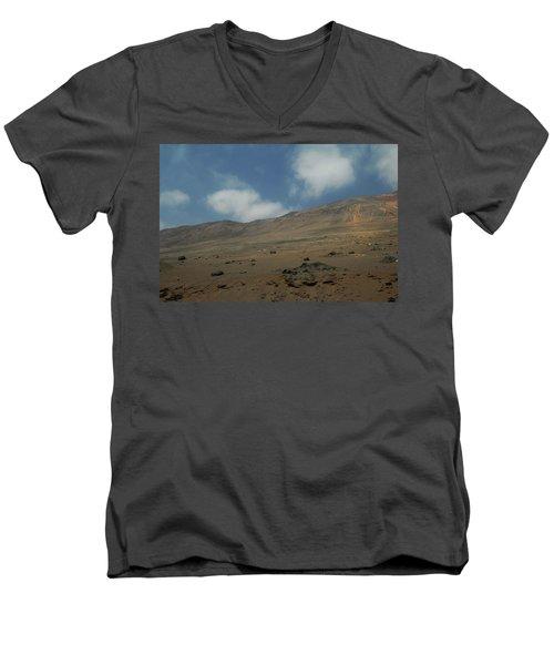 Atacama Desert Men's V-Neck T-Shirt
