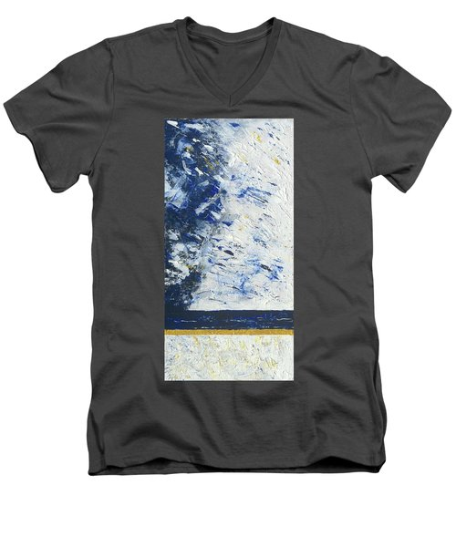 Atmospheric Conditions, Panel 1 Of 3 Men's V-Neck T-Shirt