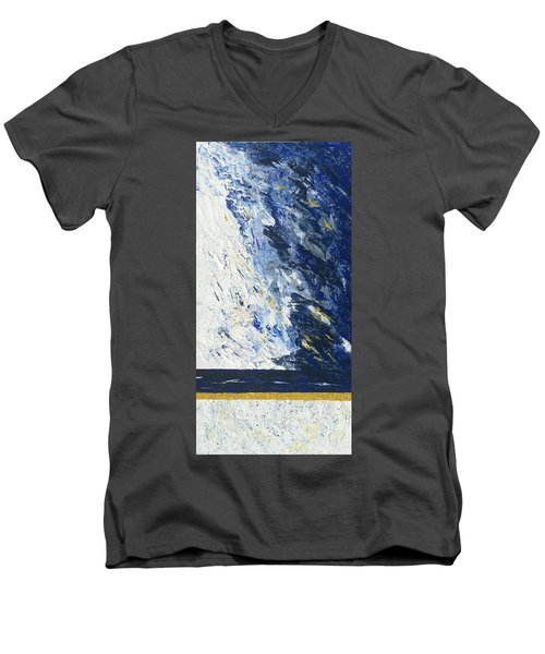 Atmospheric Conditions, Panel 2 Of 3 Men's V-Neck T-Shirt