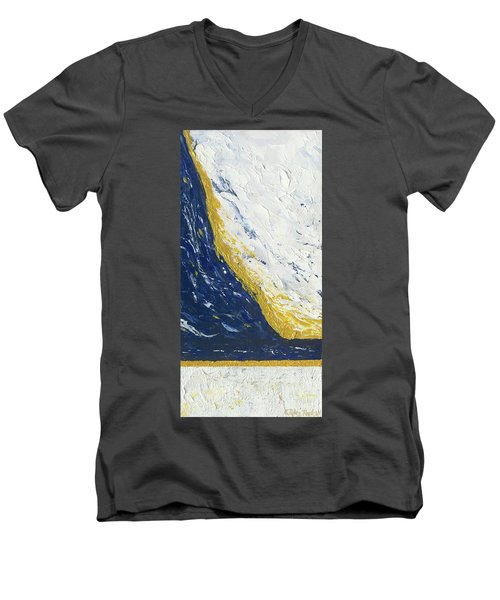 Atmospheric Conditions, Panel 3 Of 3 Men's V-Neck T-Shirt