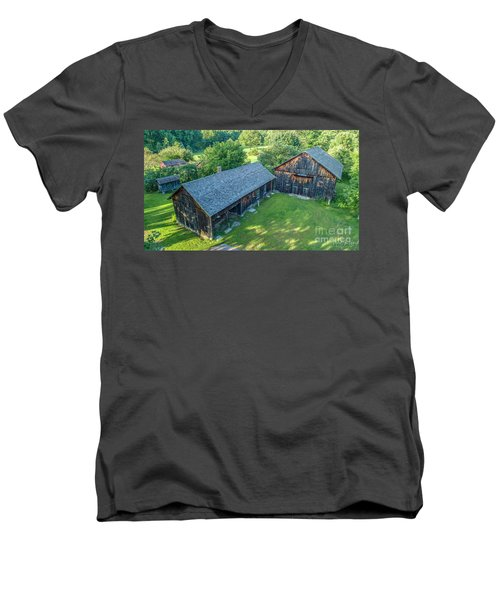 Atwood Farm Men's V-Neck T-Shirt