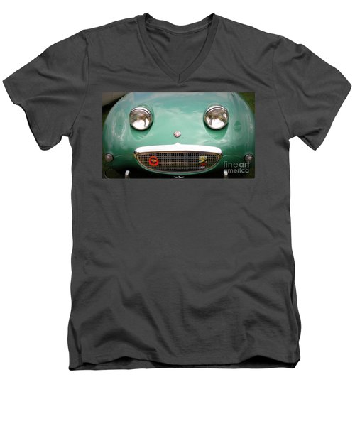 Austin Healey Sprite Men's V-Neck T-Shirt