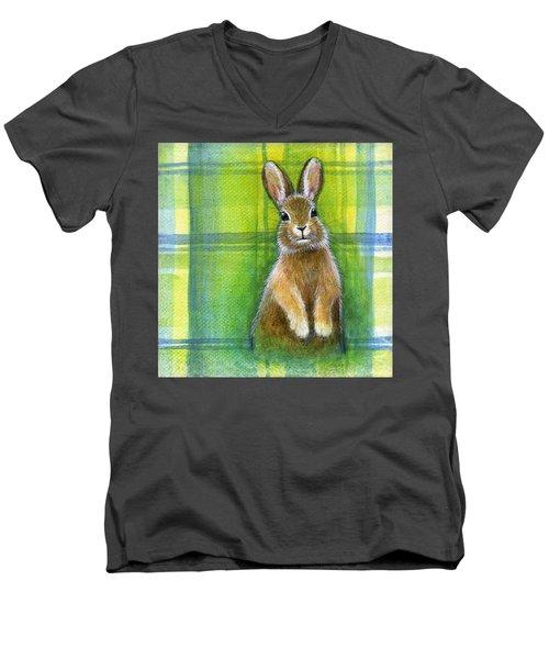 Authenticity Men's V-Neck T-Shirt