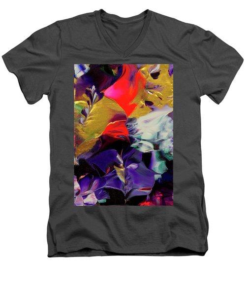 Avalanche Men's V-Neck T-Shirt