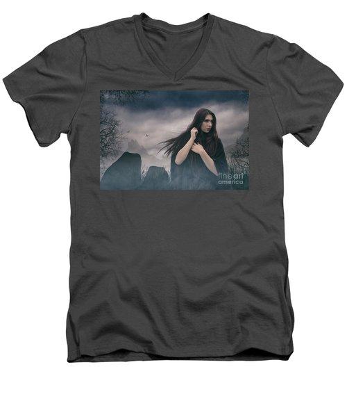 Avalon Men's V-Neck T-Shirt