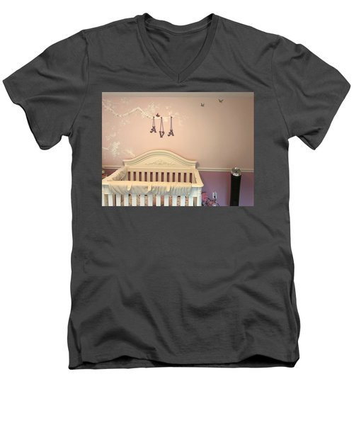 Avas Room Men's V-Neck T-Shirt