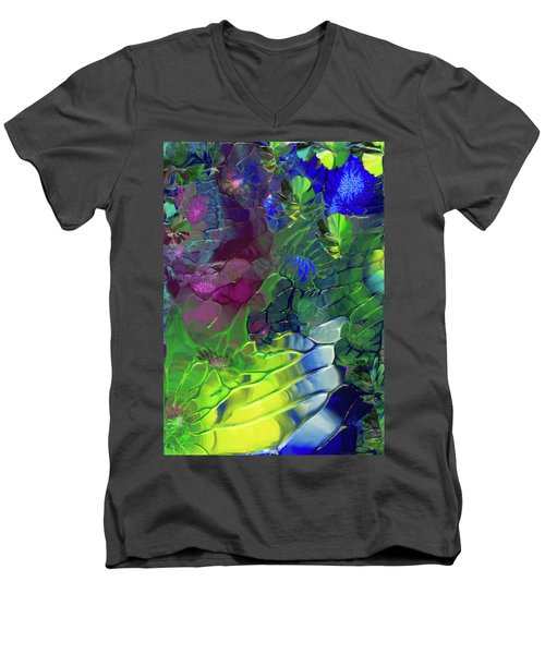 Avatar Men's V-Neck T-Shirt