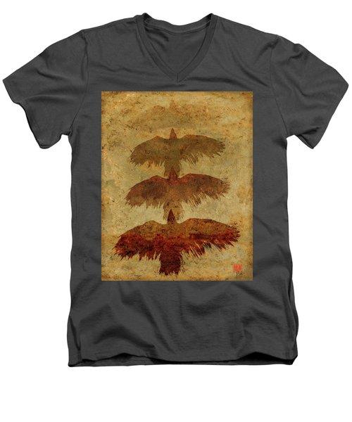 Awakening Men's V-Neck T-Shirt