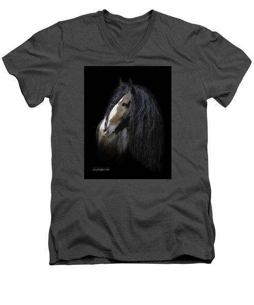 Awestruck Men's V-Neck T-Shirt