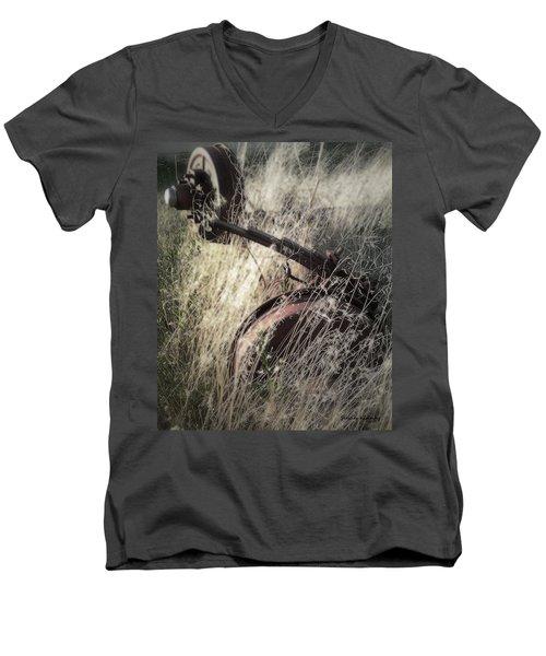 Axel Men's V-Neck T-Shirt