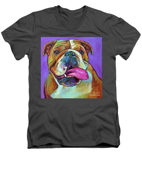 Axl Men's V-Neck T-Shirt