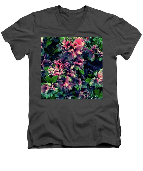 Azalea Men's V-Neck T-Shirt