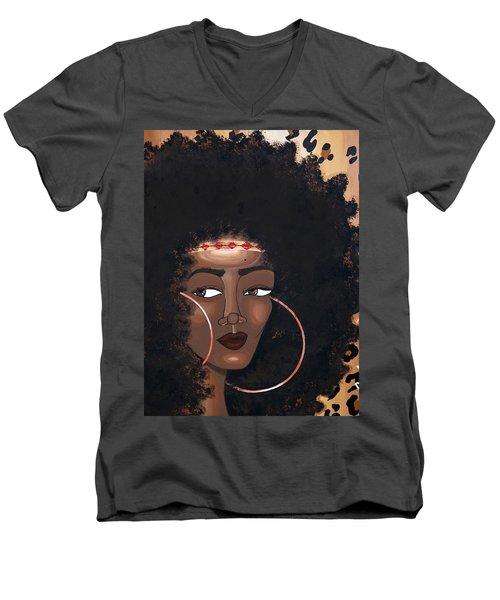 Azima Men's V-Neck T-Shirt
