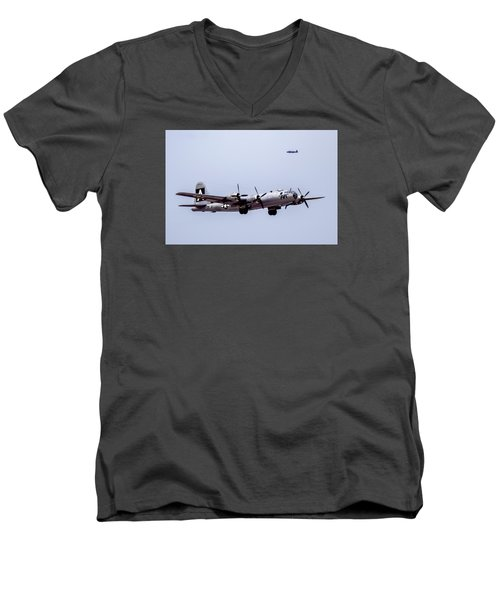 B-29 Superfortress Men's V-Neck T-Shirt