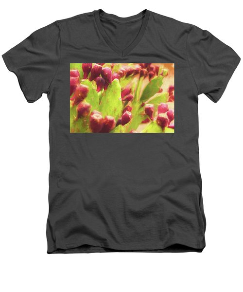 Babies Men's V-Neck T-Shirt