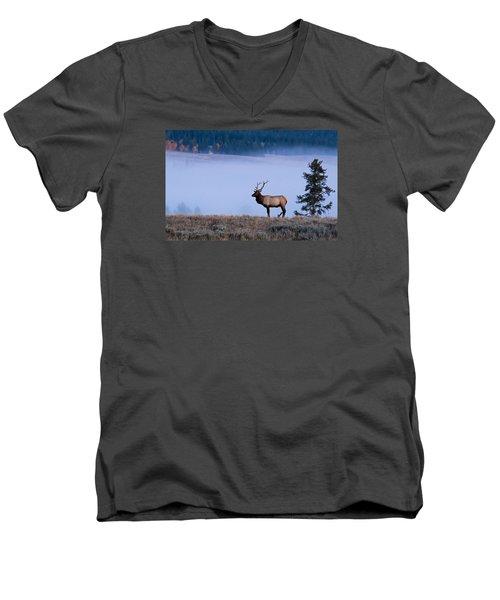 Bachelor Days Men's V-Neck T-Shirt