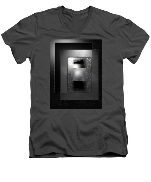 Back To It Men's V-Neck T-Shirt