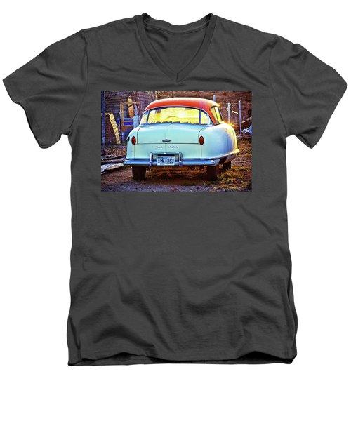 Backyard Jewell Men's V-Neck T-Shirt
