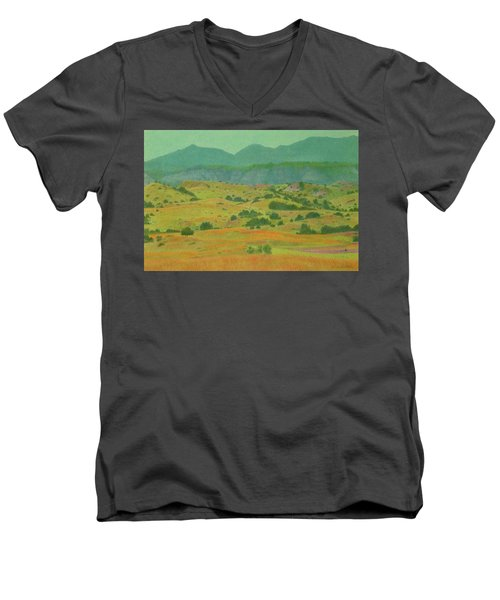 Badlands Grandeur Men's V-Neck T-Shirt