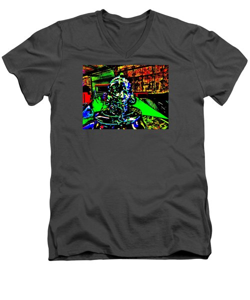 Bahre Car Show II 23 Men's V-Neck T-Shirt