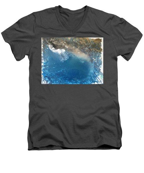 Bajamar Men's V-Neck T-Shirt