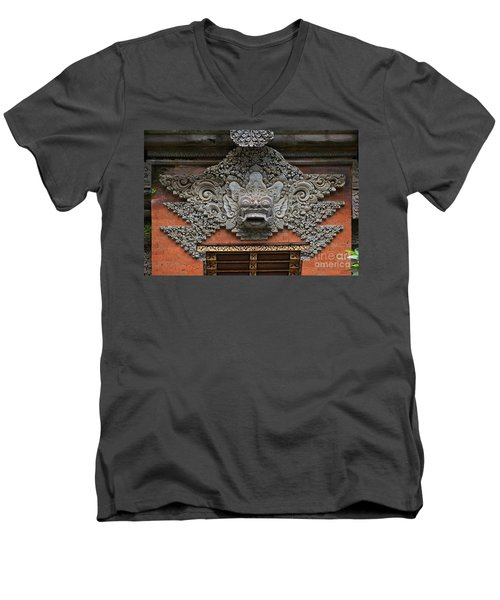 Bali_d5 Men's V-Neck T-Shirt
