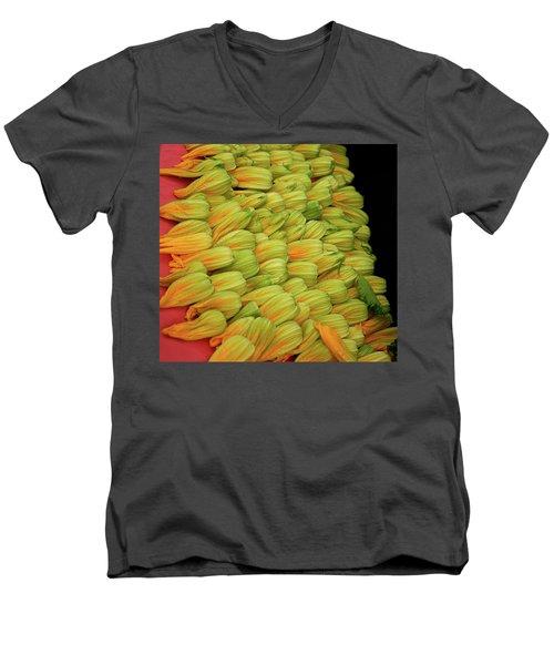 Ballard Market #1 Men's V-Neck T-Shirt