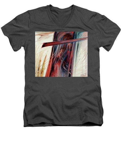 Balle-t Men's V-Neck T-Shirt