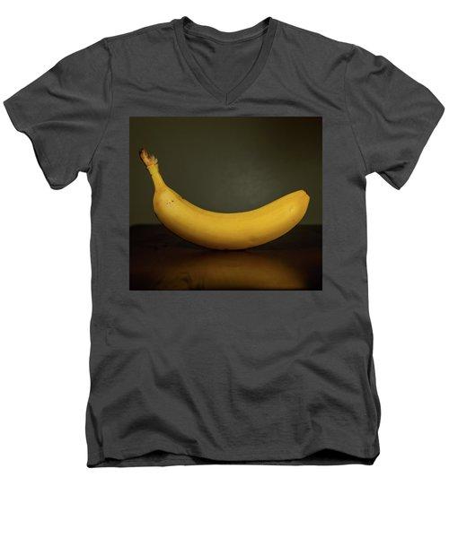 Banana In Elegance Men's V-Neck T-Shirt