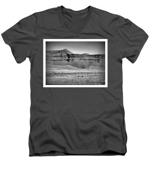 Barnum Hall Men's V-Neck T-Shirt