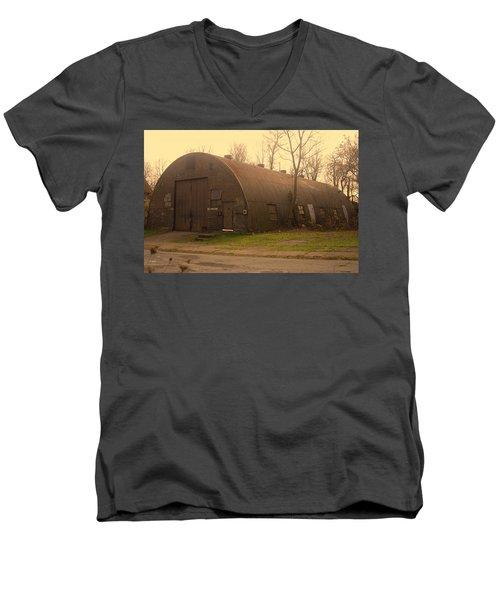 Barracks Men's V-Neck T-Shirt