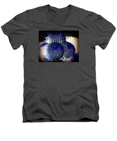 Barrel Cacti Men's V-Neck T-Shirt
