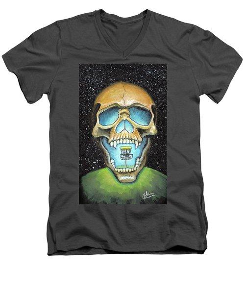 Basket Reaper Men's V-Neck T-Shirt
