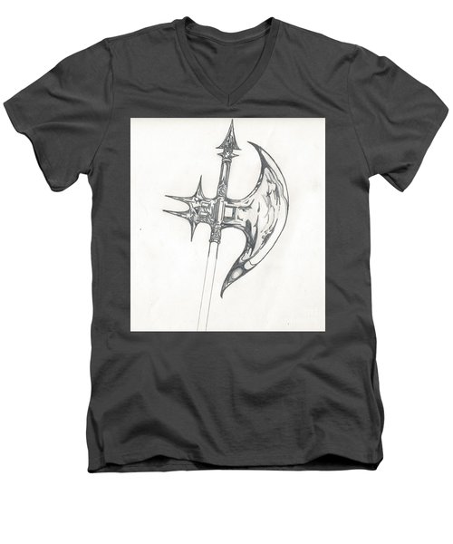 Battle Axe Men's V-Neck T-Shirt