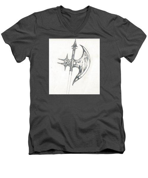 Battle Axe Men's V-Neck T-Shirt