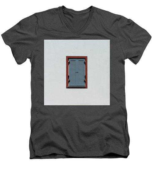 Bavarian Windows 5 Men's V-Neck T-Shirt