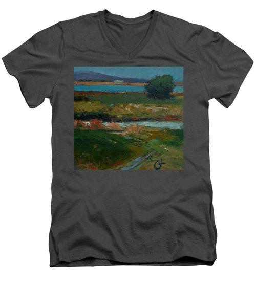 Baylalnds Men's V-Neck T-Shirt