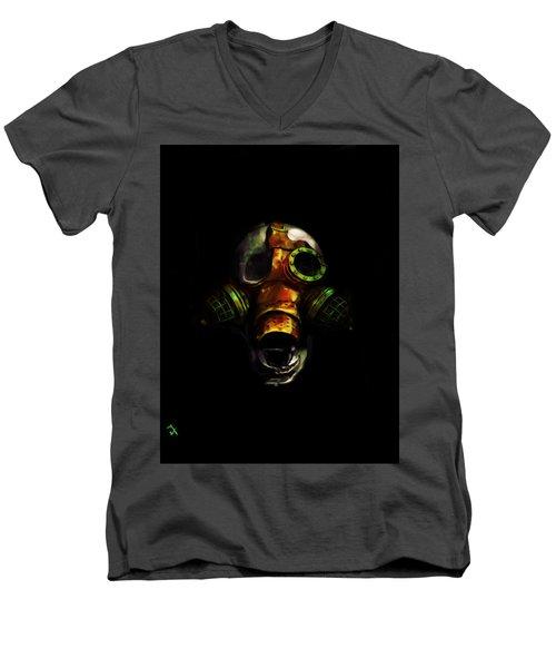 Be Prepared Men's V-Neck T-Shirt